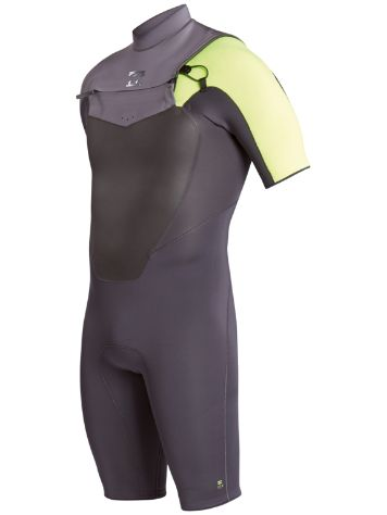Billabong Absolute Comp Chest Zip Gbs Spring Wetsu