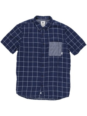 Element Dale Shirt midnight blue Gr. M
