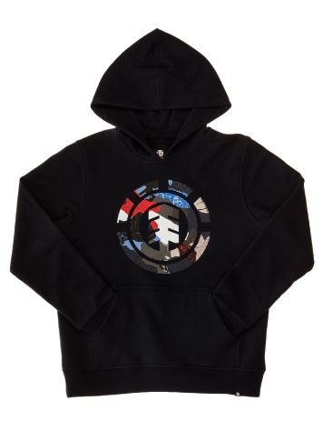 Element Cut Out Icon Hoodie Boys