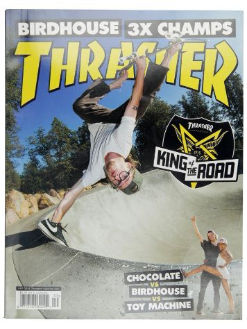Thrasher Thrasher Issue 2016 September