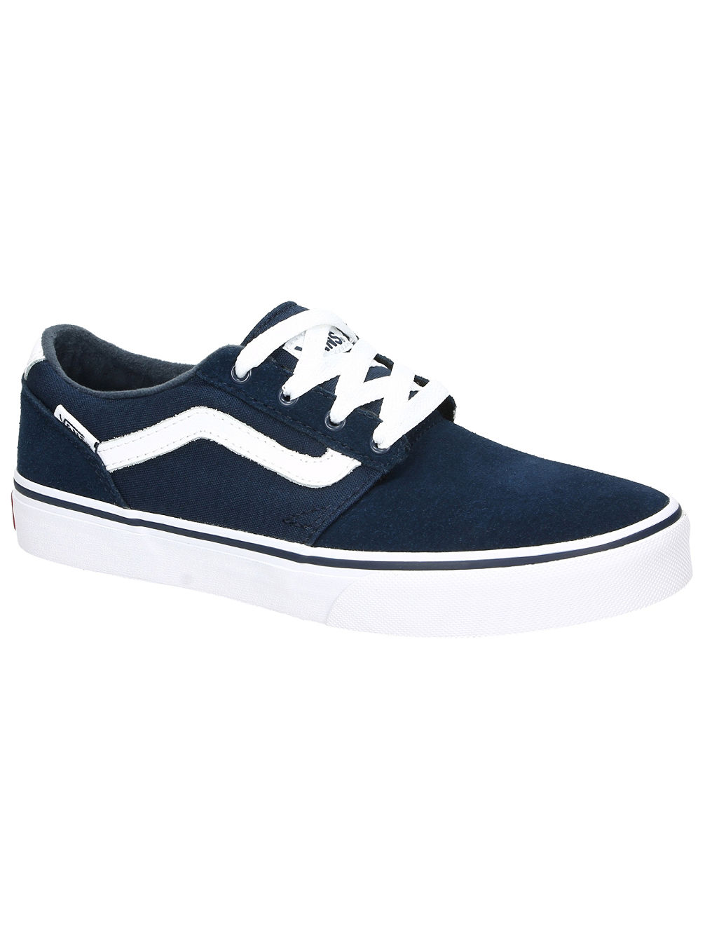 buy vans suede canvas chapman stripe sneakers boys online at blue. Black Bedroom Furniture Sets. Home Design Ideas
