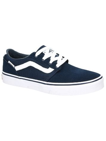 Vans Suede & Canvas Chapman Stripe Sneakers Boys