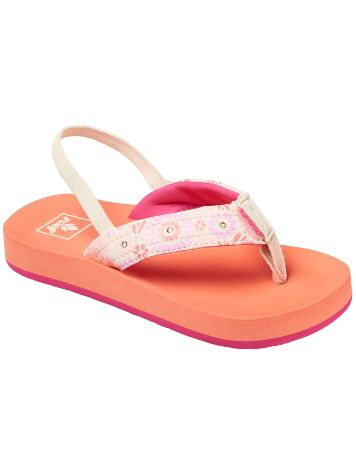 Reef Little Ahi Light Sandals Girls