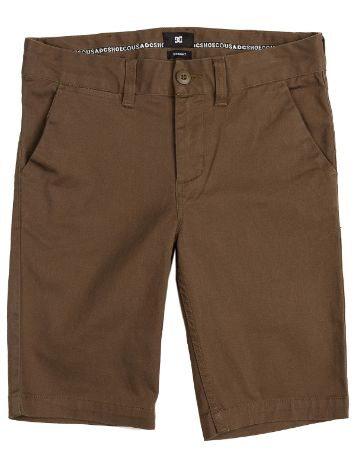 DC Worker Straight Shorts jongens