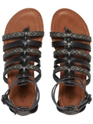 Roxy Emilia Sandals Women black Gr. 36.0