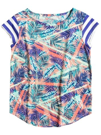 Roxy Shadow Circus Palm T-Shirt Girls