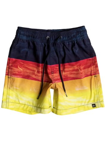 Quiksilver Word Waves Vl 12 Boardshorts Boys