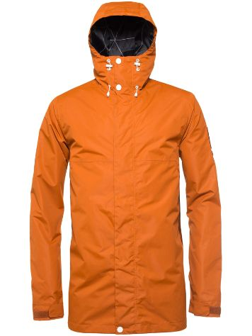 Colour Wear Slab Jacket
