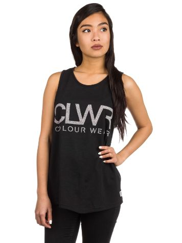 Colour Wear Logo Tank Top