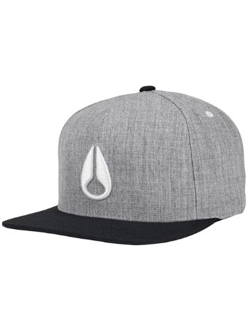 Nixon Simon Snap Back Gorra
