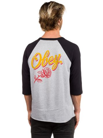 Obey Careless Whispers T-Shirt LS