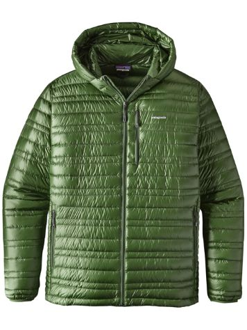 Patagonia Ultralight Down Hooded Outdoor Jacket