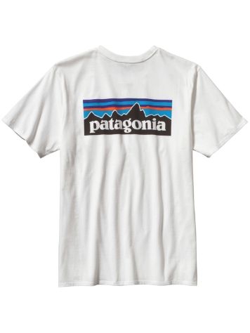 Patagonia P-6 Logo Pocket T-Shirt