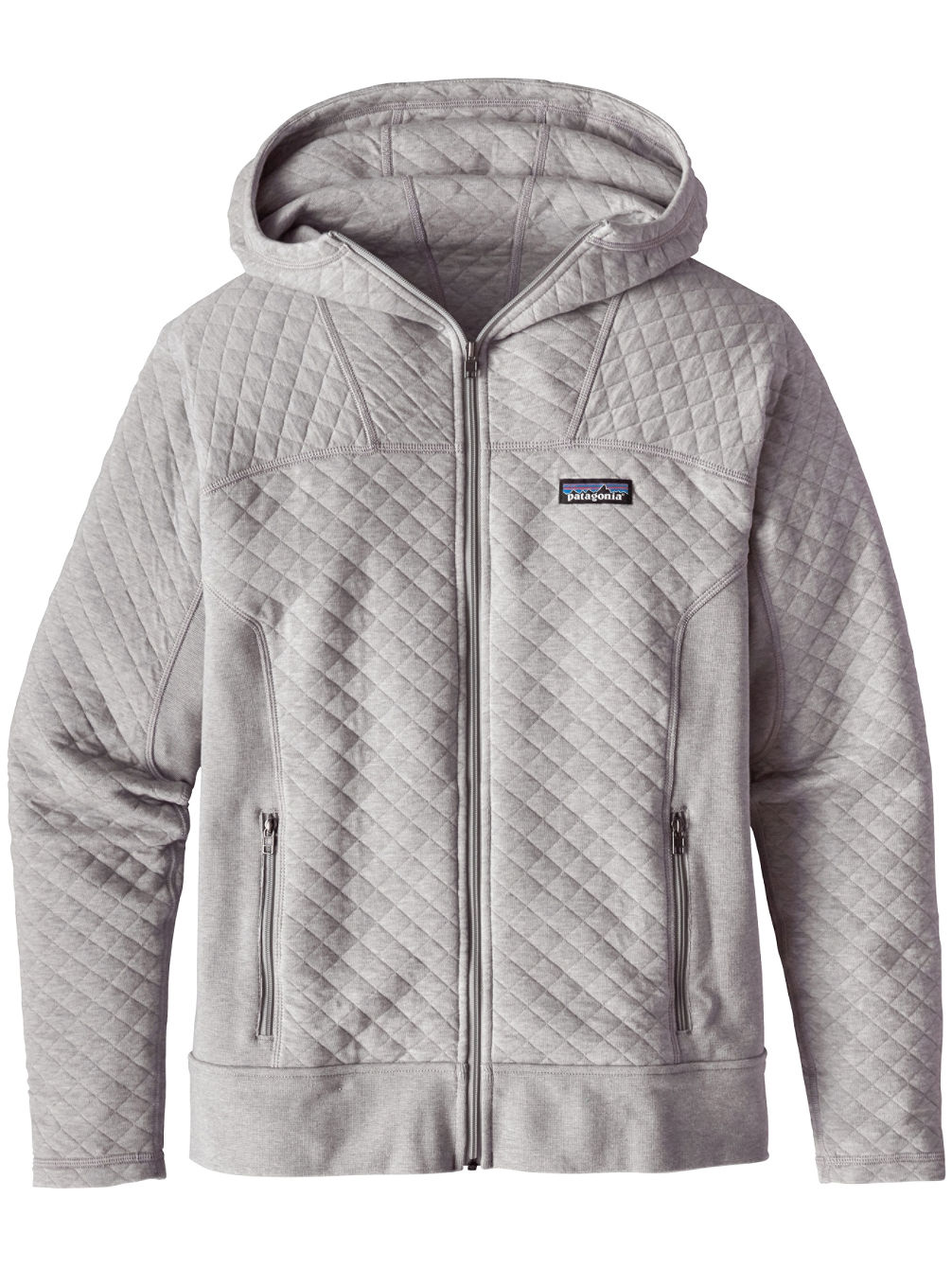 Buy Patagonia Cotton Quilt Hooded Fleece Jacket Online At