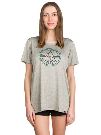 Patagonia Cap Daily Graphic Tech Tee