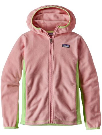 Patagonia Micro D Hooded Fleece Jacket Girls