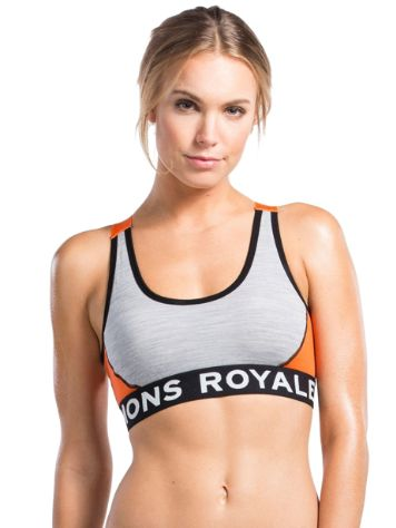 Mons Royale Merino Stella X-Back Tech Top