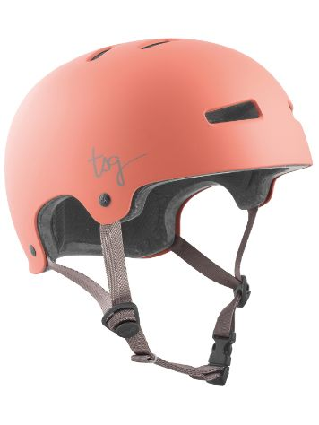 TSG Evolution Solid Color Skateboard helm Women