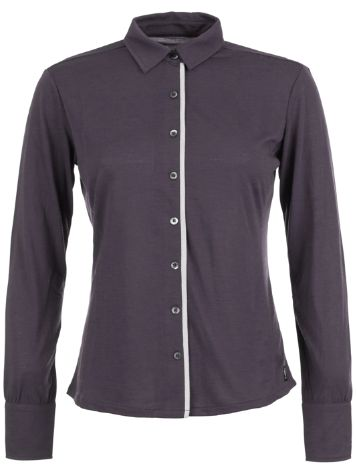 super.natural Comfort Button Camisa