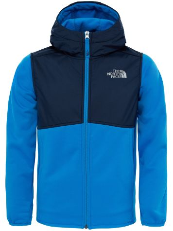 THE NORTH FACE Kickin It Hooded Fleece Pullover Jungen