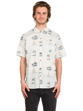 Captain Fin Wind Mother Woven Shirt