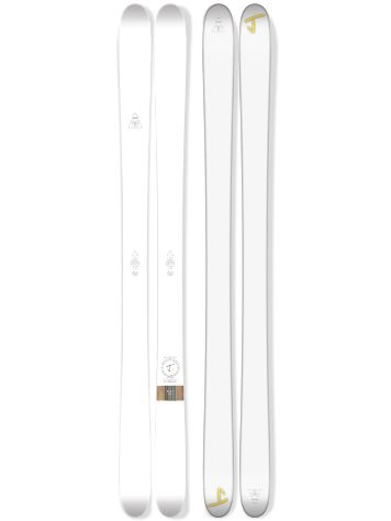 J skis The Whipit Invisible 178 2017 Esquís
