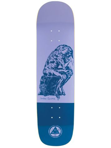 "Welcome Crinker On Yung Niburu 8.25"" Skateboard"