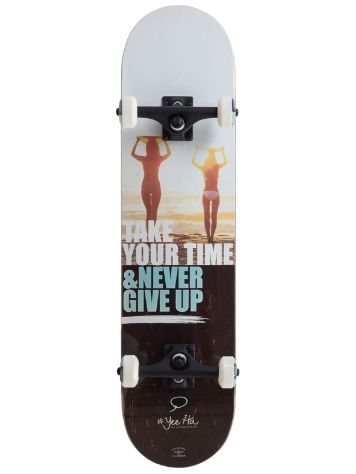 "Miller Yeeha Sunset 7.75"" X 31.5"" Skateboard Co"
