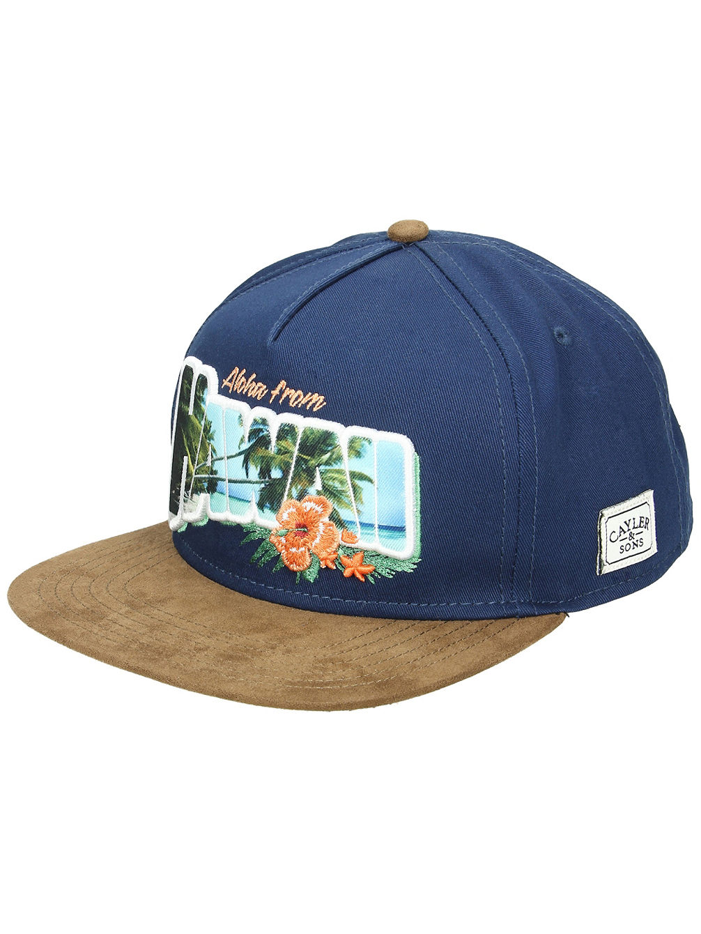 Buy cayler sons wl greetings from hawaii cap online at blue wl greetings from hawaii cap kristyandbryce Choice Image