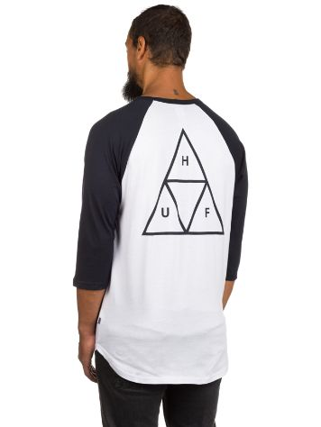 HUF Triple Triangle Raglan Camiseta