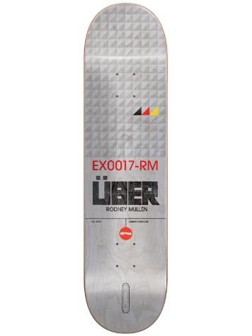 "Almost Mullen Über EX17 8.0"" x 31.6"" Deck"