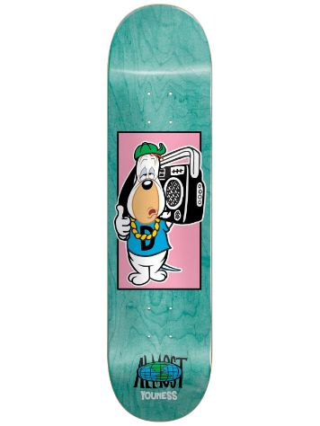 "Almost Youness Droppy Boom Box 8.0"" x 31.7"" Deck"