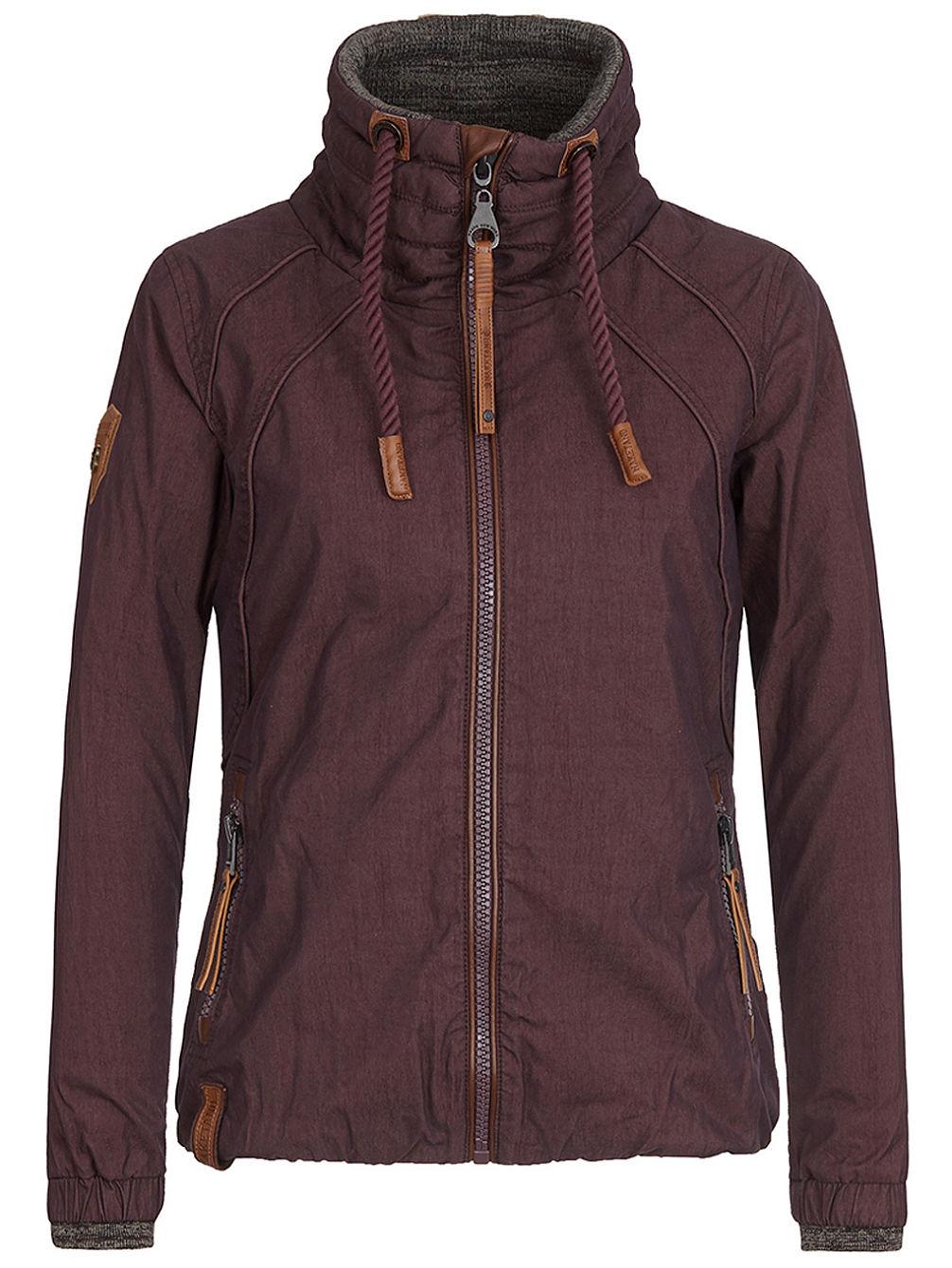 naketano tittis galore jacket online kaufen bei blue. Black Bedroom Furniture Sets. Home Design Ideas
