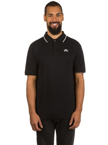 Nike SB Dri Fit Pique Tipped Polo T-Shirt
