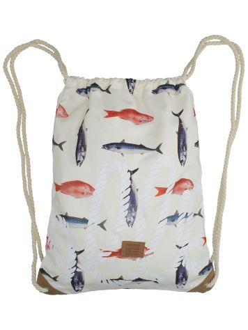 Kollegg Fish Alloverprinted Gymbag