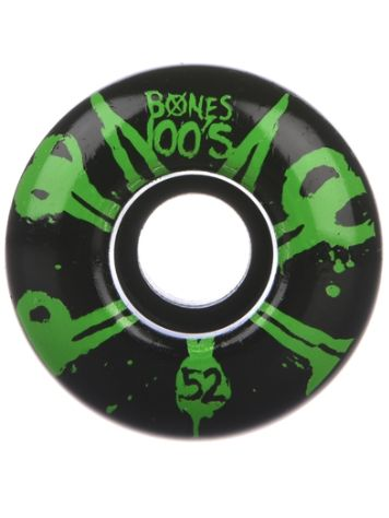 Bones Wheels 100'S Og #15 100A 52mm Rollen