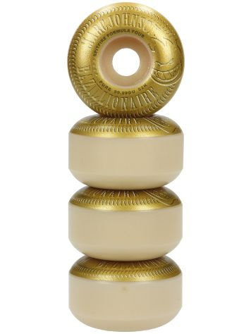 Spitfire Formula Four 99D Johnson Bazillionaire 52mm Wielen