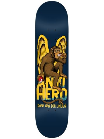 Antihero Daan The Thinker 8.06'' Deck