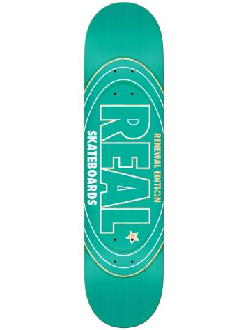 Real Team Renewal 8.25'' Deck