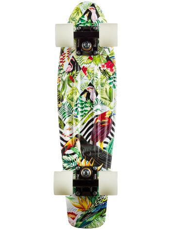 "Penny Skateboards Sub Tropic 22"" Toucan Tropicana Complete"