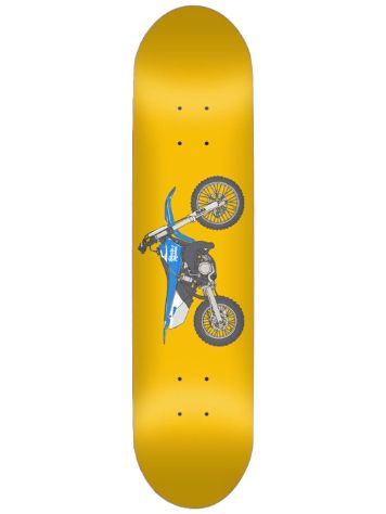 "Skate Mental Colden Dirtbike 8.25"" Skateboard Deck"