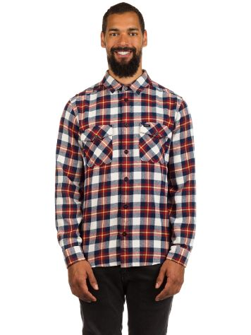 RVCA That'll Work Flannel Shirt LS