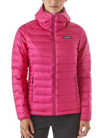 Patagonia Down Sweater Hooded Outdoor Jacket