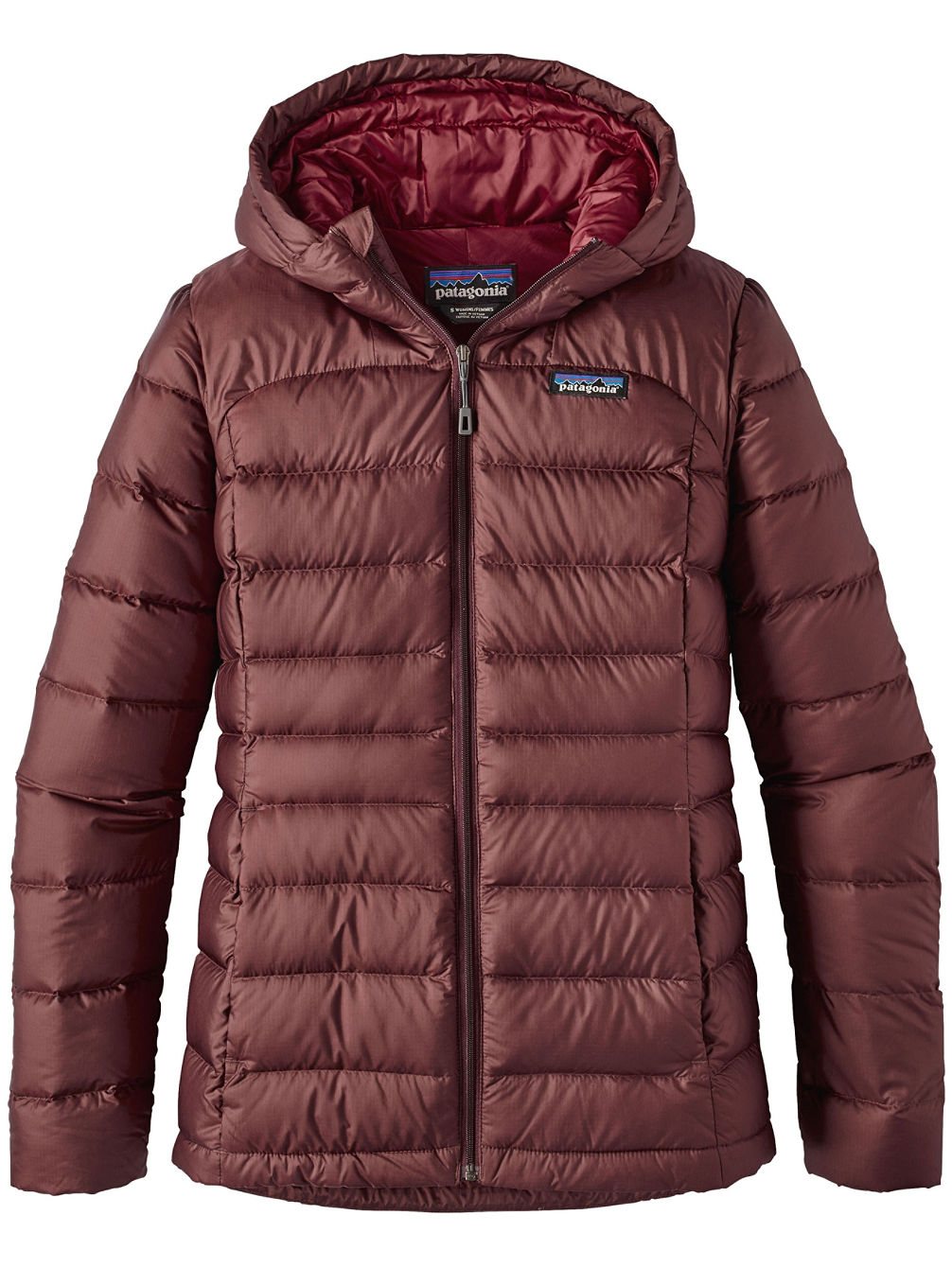 Hi-Loft Down Hooded Jacket