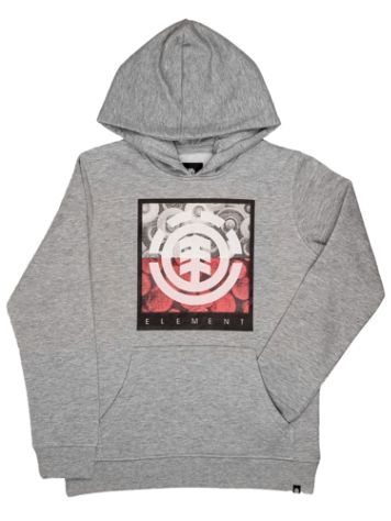 Element Log Jam Hoodie Boys