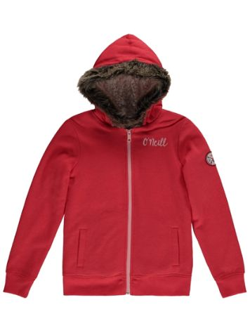 O'Neill Emerald Bay Sherpa Zip Hoodie Girls