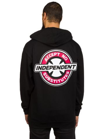 Independent Accept No Substitutes Gp Blue Tomato Hoodie