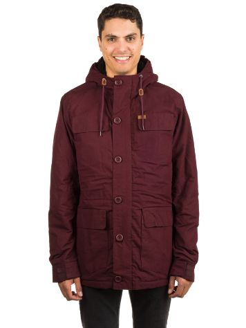 Globe Goodstock Thermal Parka Jas