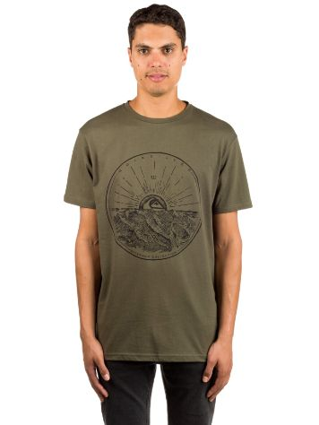 Quiksilver Mountain Sunshine Camiseta