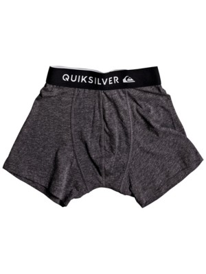 Quiksilver Edition Boxershorts Boys dark charcoal heather Gr. L